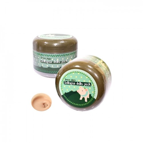 "Ночная коллагеновая маска ""Elizavecca Green Piggy Collagen Jella Pack"""