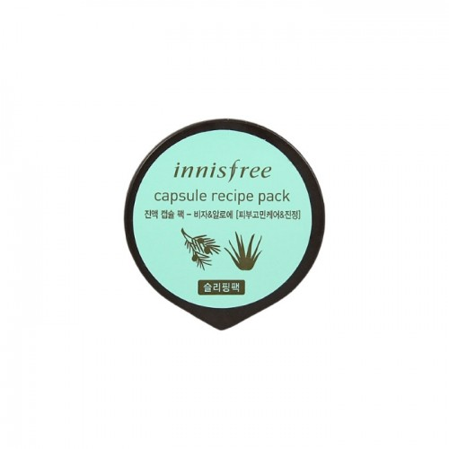 "Маска для лица ""Innisfree capsule recipe pack"""