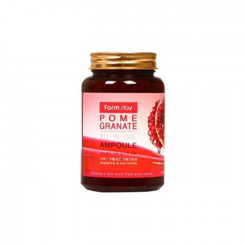 "Ампульная сыворотка с экстрактом граната ""FarmStay Pomegranate All-In-One Ampoule"""