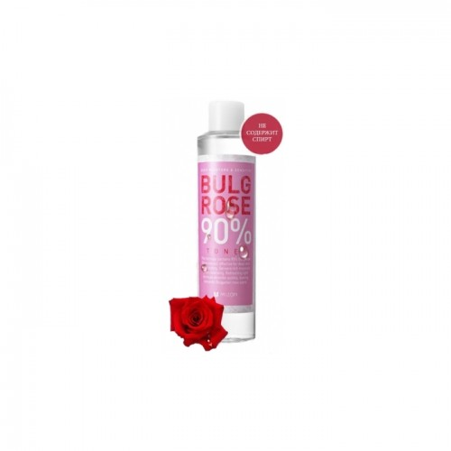 "Тоник для лица ""MIZON Herb Smoothig Toner Bulg Rose 90%"""