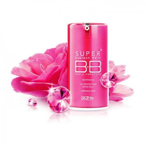 ББ крем-бальзам Skin79 Super Plus Beblesh Balm Triple Functions SPF30 PA++ (Pink)