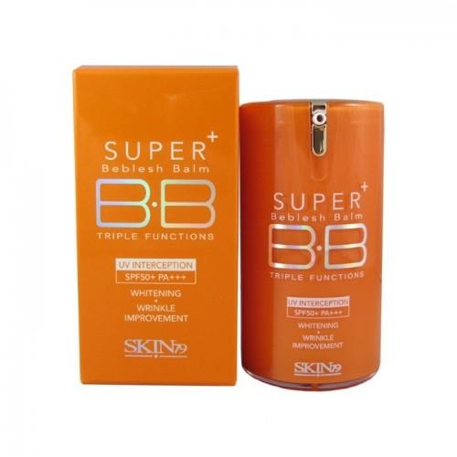 ББ крем-бальзам Skin79 Super Plus Beblesh  Balm Triple Functions SPF50+ PA+++ (Orange)