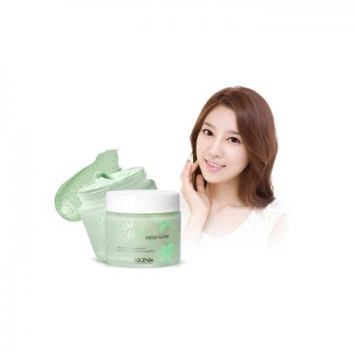 "Регулярная питательная маска ""Skin79 Apple Mint Fresh Mask"""