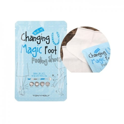 "Пилинговые носочки ""Changing U Magic Foot Peeling Shoes"""
