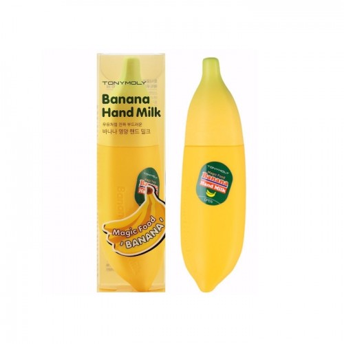 "Крем для рук с экстрактом банана ""Magic Food Banana Hand Milk"""