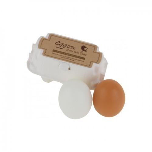 "Мыло-маска для чистки пор ""TONY MOLY Egg Pore Shiny Skin Soap"""