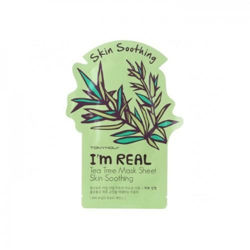 "Тканевая маска с экстрактом чайного дерева ""I'm Real Tea Tree Mask Sheet"""