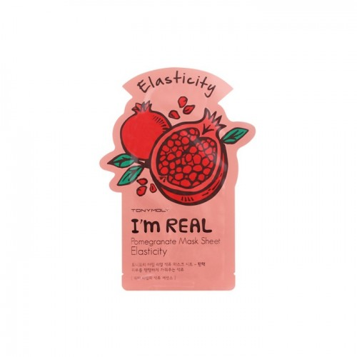 "Тканевая маска с экстрактом граната ""I'm Real Pomegranate Mask Sheet"""