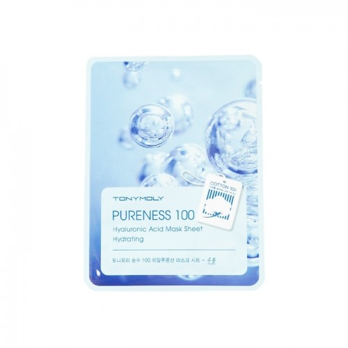 "Маска с гиалуроновой кислотой ""Pureness 100 Hyaluronic Acid Mask Sheet"""