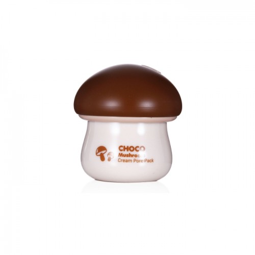 "Маска для лица ""Magic Food Choco Mushroom Cream Pore Pack"""