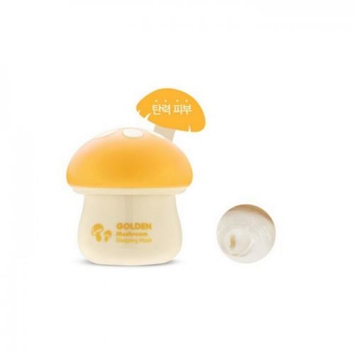 "Ночная маска для лица ""TONY MOLY Magic Food Golden Mushroom Sleeping Mask"""