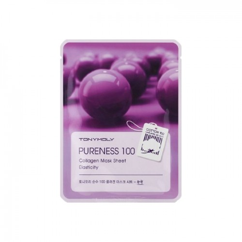 "Маска с коллагеном ""Pureness 100 Collagen Mask Sheet"""